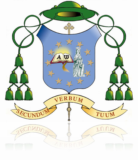 Stemma del Vescovo Domenico Scotti