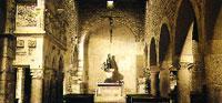 Immagine dell'interno del Santuario