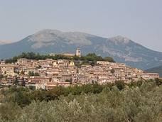 Panorama di Alatri