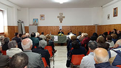 CONFERENZA DI DON ANTONIO MATTATELLI