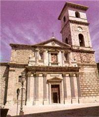 Un'immagine della cattedrale