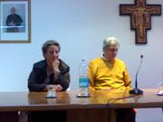 Relatori: i coniugi Leone di Catanzaro
